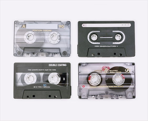 Audio Tape to CD 90 minutes