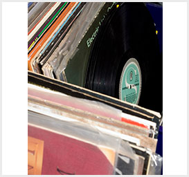 Vinyl to CD – 7 inch